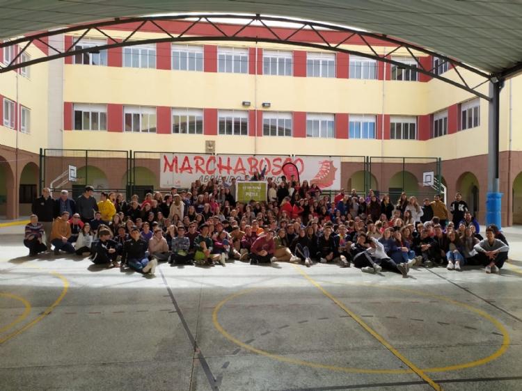 Salesianos Villena se vuelca con la organización del Marchabosco 2020