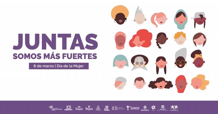 Las Plataformas Sociales Salesianas contribuyen con sus proyectos a la igualdad de oportunidades para niñas y mujeres