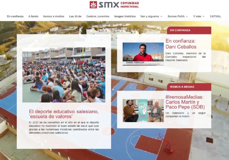 SMX 55: El deporte educativo salesiano, 'escuela de valores'