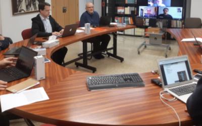El Consejo Inspectorial continúa con sus reuniones con el apoyo de la tecnología