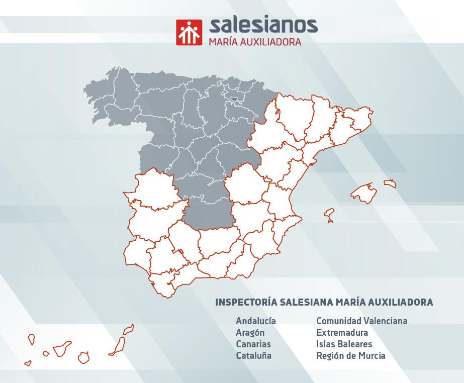Oferta De Empleo Salesianos Inspectoria Maria Auxiliadora