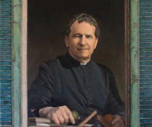 El cuadro de Don Bosco que transmite esperanza en tiempos de pandemia