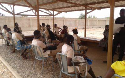 Bosco Global: Una nueva normalidad para asistir a clase en Burkina Faso