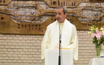 La comunidad del Teologado de Madrid acoge al nuevo director