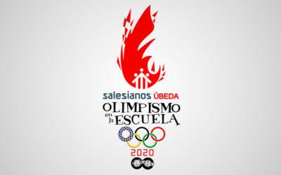 Salesianos Úbeda lleva un año más las olimpiadas a la escuela