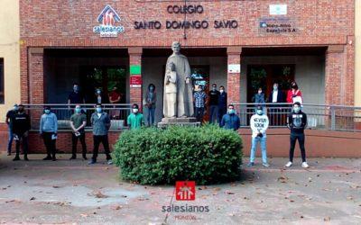 Empresas de Monzón buscan trabajadores entre los alumnos de FP recién egresados de Salesianos
