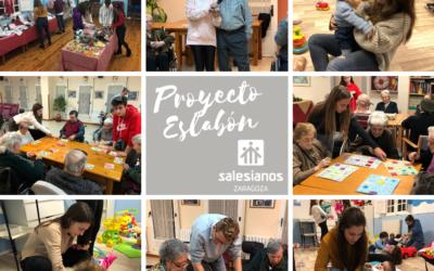 Proyecto eslabón, para acompañar al alumnado a abrir los ojos hacia la realidad que les rodea