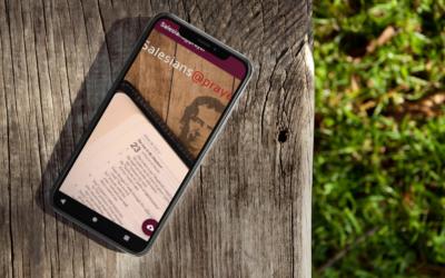 """""""Salesians@prayer"""": App sobre la Oración Salesiana"""