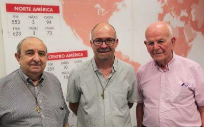 Eusebio Muñoz toma posesión como director de Misiones Salesianas
