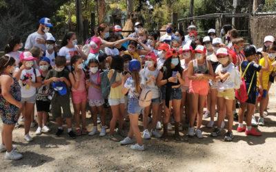 Un verano salesiano en el Zoo de Jerez de la Frontera