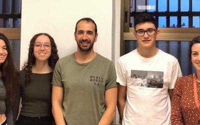 Cuatro alumnos de Salesians Sarrià quedan finalistas en el concurso 'MetròpolisFPlab'