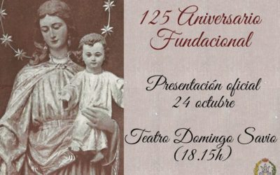 La archicofradía de María Auxiliadora de Sevilla-Trinidad prepara la celebración de su 125 aniversario.