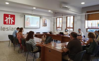 #VueltaAlColeSegura: claustros y personal de administración y servicios regresan a los centros educativos salesianos
