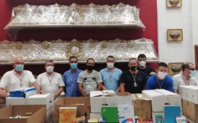 Inicio de curso solidario en la Hermandad de la Santa Cena de Alicante