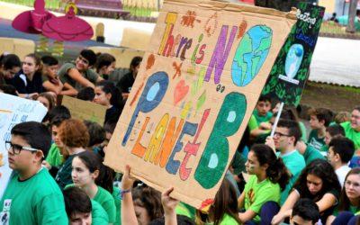 La juventud salesiana, comprometida con un planeta más sostenible