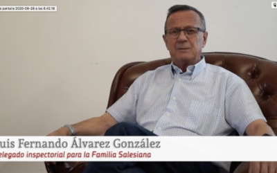 """Luis Fernando Álvarez """"Es tiempo de trabajar con mucha esperanza"""""""