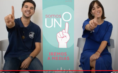 Iremos a Medias: Mario Martín y Marina Vila