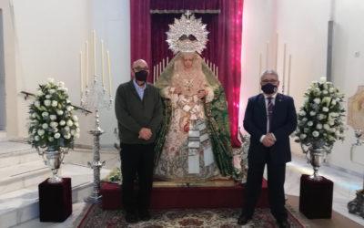 Nuestra Señora del Confinamiento, una devoción nacida en un momento histórico