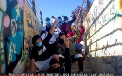 Jóvenes de Salesianos Lleida presentan «Las palabras vuelan»-  Rap'n Power & Proyecto Neu