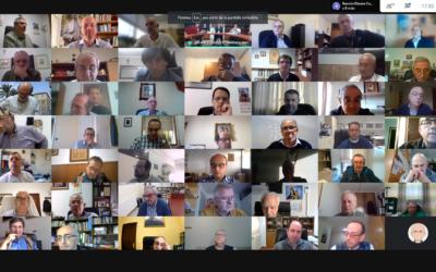 Un encuentro digital reúne a los directores salesianos para reflexionar sobre el inicio de curso y la situación de las comunidades y obras a raíz de la pandemia