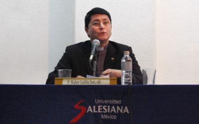 El salesiano Walter Guillén Soto nombrado obispo auxiliar de la archidiócesis metropolitana de Tegucigalpa (Honduras)