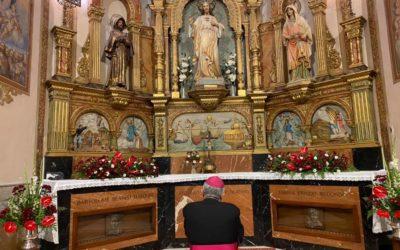 El Obispo de Córdoba propone como modelo para los jóvenes el amor y la fe de Bartolomé Blanco