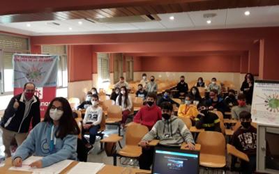 Alumnos de Cartagena participan en el Pleno Municipal de Infancia y Adolescencia
