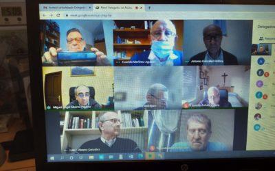 Diálogo fraterno entre los delegados de los Antiguos Alumnos y Alumnas de España