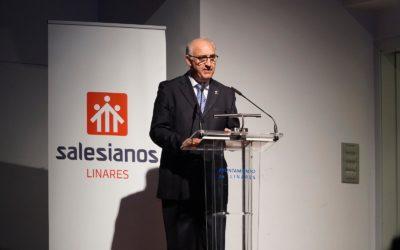 Un pregón para valorar las cinco décadas al servicio de Linares