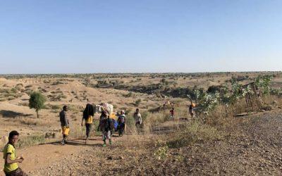 Bosco Global con la familia salesiana de Etiopía en estos momentos de dificultad
