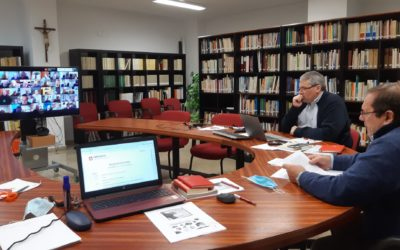 Los directores salesianos reflexionan junto al Consejo inspectorial sobre la animación y gobierno de la comunidad
