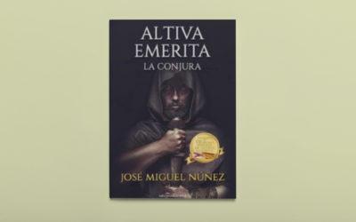 Altiva Emerita, la novela del salesiano José Miguel Núñez, el mejor regalo para esta Navidad