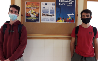 Dos alumnos salesianos entre los mejores de Física de Valencia