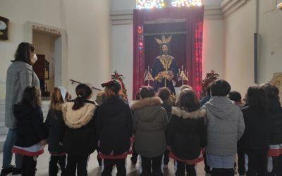 El Señor de la Redención de Jerez de la Frontera regresó a María Auxiliadora