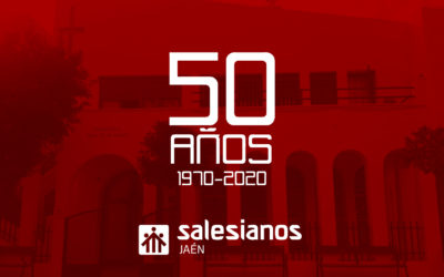 Los Salesianos celebran el cincuenta aniversario de su presencia en Jaén
