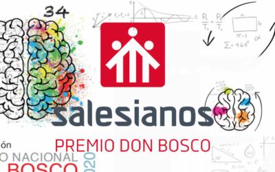 El Premio Don Bosco se adapta a las necesidades actuales y se realizará de forma telemática, sin perder su esencia ni su cercanía a empresas y alumnos