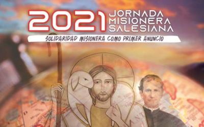 La Jornada Misionera Salesiana 2021 propone el lema 'Un solo padre, una sola familia'