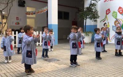 Una ola de coreografías de la popular «Jerusalema» recorre la Inspectoría como símbolo de esperanza
