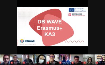 Las Escuelas Salesianas de Europa mantienen su compromiso con la Formación Profesional con el proyecto DB Wave
