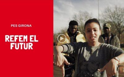 """Jóvenes de Salesianos Girona gritan #STOP al racismo con el rap """"Rehagamos el futuro"""""""