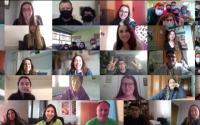 El proyecto personal de vida en el centro del encuentro de fe de jóvenes del Movimiento Juvenil Salesiano de Barcelona