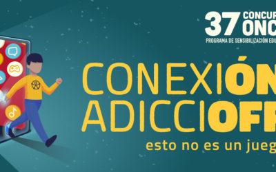 Salesianos Alcalá recibe el reconocimiento en 37 concurso escolar del grupo social ONCE con la campaña #noteenRedes
