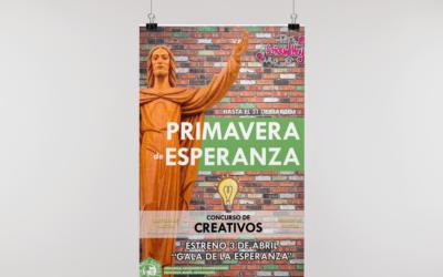 Presentado el concurso de artistas «Primavera de Esperanza»