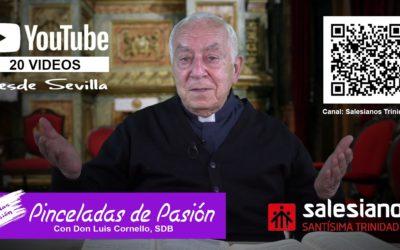 Salesianos Trinidad presenta «Pinceladas de Pasión»