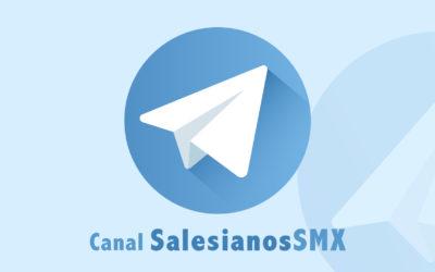 Salesianos SMX también en Telegram