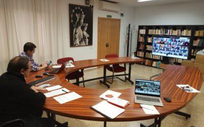 Los directores salesianos avanzan junto al Consejo inspectorial en el 'acompañamiendo de la vida en tiempo de pandemia'