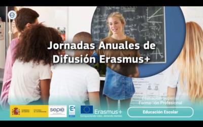 Las Escuelas Salesianas conocen de primera mano el nuevo Programa Erasmus+ 2021-2027