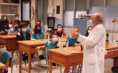 Salesianos Granada expone el talento del alumnado en la «VII Semana de las Ciencias y la Tecnología»