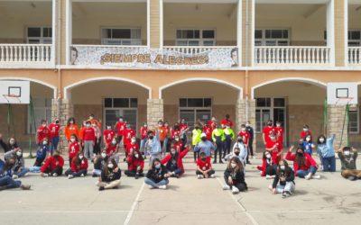 600 niños y jóvenes «recuperan la normalidad» gracias a la Acampada Amigos
