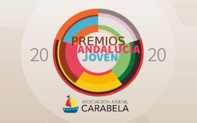 Los Premios Andalucía Joven reconocen la trayectoria de la Asociación Juvenil Carabela de Huelva